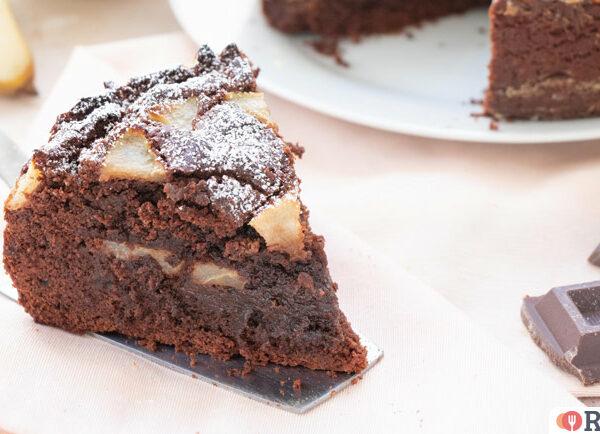 Casereccia pere e cioccolato